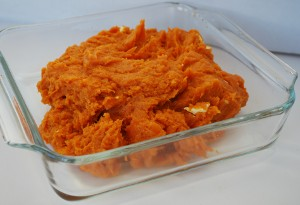 Picture of Mashed Sweet Potatoes, Step 2