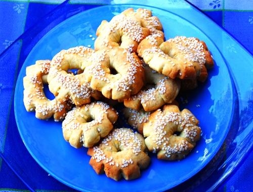 Picture of Biscotios de Huevo aka Sephardic Tea Biscuit