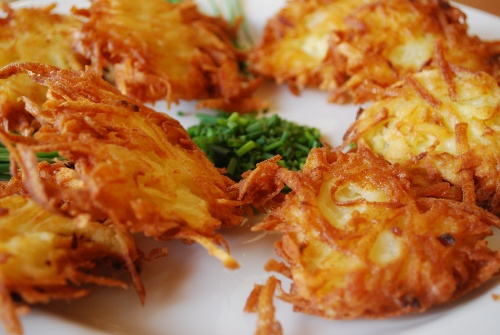 Picture of Chanukah Potato Latkes