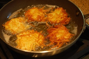 Picture of Chanukah Potato Latkes, Step 3