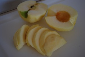 Picture of Pink Lady Apple Pie, Step 1