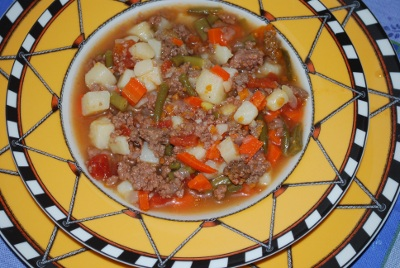 Picture of Lucy's Picadillo Soup