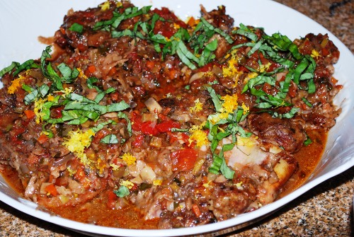 Picture of Osso Bucco