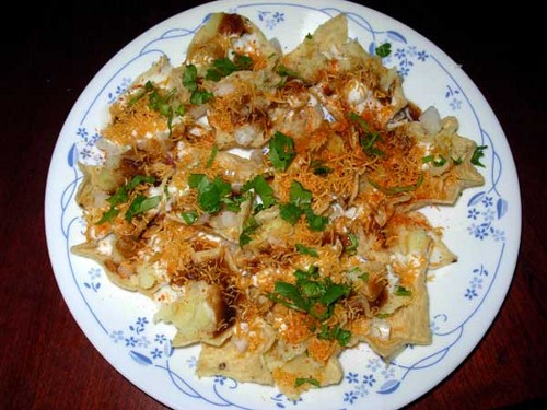 Picture of Papri Chaat