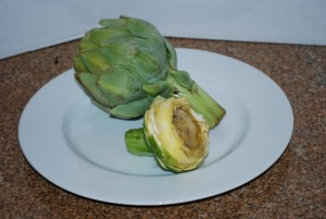 Pciture of Artichokes