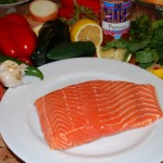 Moroccan Salmon for Passover