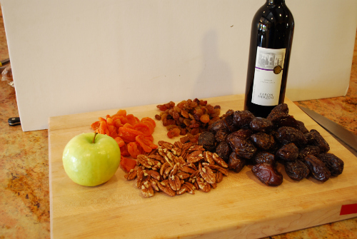 Sephardic Haroset for Passover — The Boreka Diary