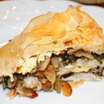 Bastilla, Moroccan Chicken and Phyllo Pie