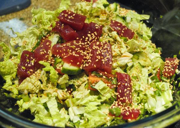 Ahu Tuna Salad 040-40-3