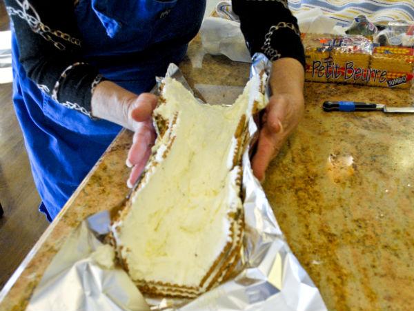 Pyramida Torte The Boreka Diary