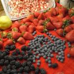 Passover Fruit Crisp