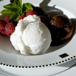 Chocolate and Coconut Sorbet