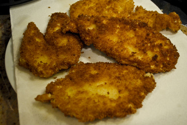 chicken cutlets cheesecakes shabbat dinner 012-12-3