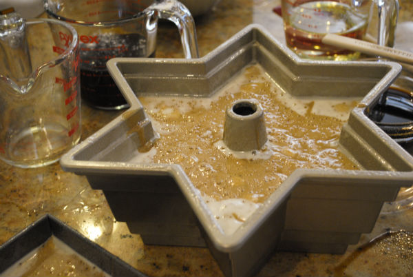 Honey Cake for 5772/ 2011