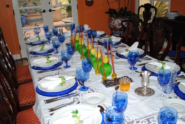 Menu For Rosh Hashanah The Boreka Diary