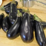 Passover Stuffed Japanese Eggplants