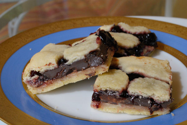 choco cherry bars veal pocket quinoa con prassa 002