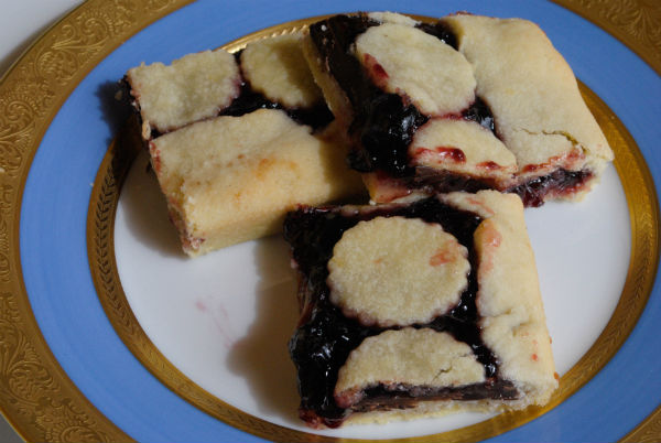 choco cherry bars veal pocket quinoa con prassa 007