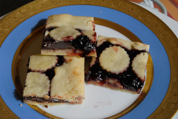 choco cherry bars veal pocket quinoa con prassa 012
