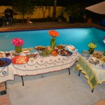 Sukkot Menu and Pictures