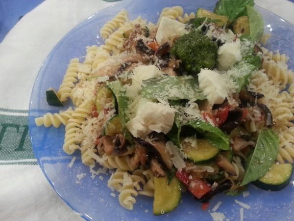 2014/06/01 piatto di pasta